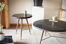 The Sivärt sofa end table