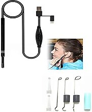 The Smartest Ear Endoscope Cleaning Kit 1.5m Led