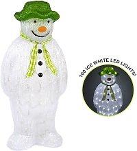 The Snowman Christmas Outdoor Garden Decoration -