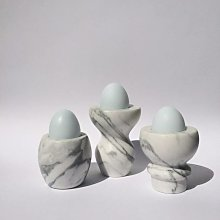 THE SPINDLE EGG CUP