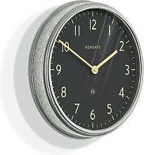 The Spy 38cm Wall Clock Newgate Colour: Dark Grey