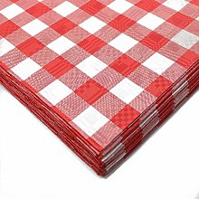 THE TABLECLOTH SHOP Paper Table Covers x 25 - 13