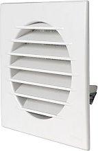 The teq12rb Ventilation Grill Ventilation Plastic