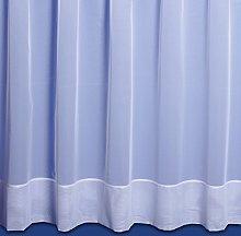 The Textile House Jayne White Envelope Hemmed Net