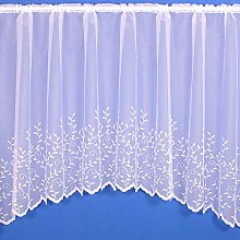 The Textile House Jessica Jardiniere Net Curtain -