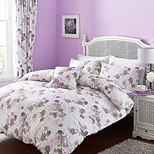 The Textile House Lydia Floral Printed Bedset -