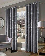 The Textile House Margo Metallic Velvet Effect