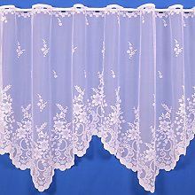 The Textile House Martina Net Curtain Panel in