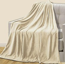 The Textile House Super Soft Throw (Single) -