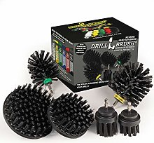 The Ultimate No-Wire Grill Brush Kit - BBQ