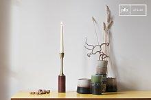 The Vaktar Golden Candlestick