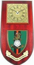 The Yorkshire Regiment Wall / Mess Clock