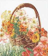 Thea Gouverneur - Counted Cross Stitch Kit -