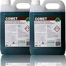 TheChemicalHut 10 litres Comet Extraction Cleaner