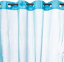 Thedecofactory Reflections Tab-Top Curtain,