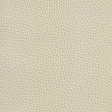TheFabricTrade CREAM GRAINED TEXTURED FAUX LEATHER