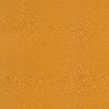 TheFabricTrade YELLOW SMOOTH TEXTURED FAUX LEATHER