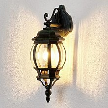 Theodor Outside Wall Light Antique Look