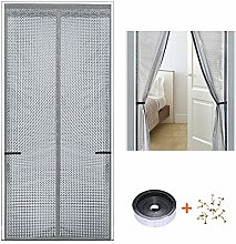 Thermal Insulated Door Curtain,Full Frame Magnetic
