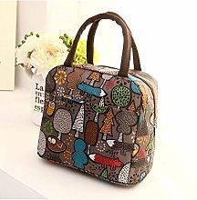 Thermal Insulation Handbag Picnic Lunch Cool Bag