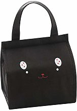 Thermal Lunch Bag Women Portable Tote Insulated