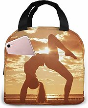 Thermal Lunch Bags,School Lunch Cooler Bag,Picnic