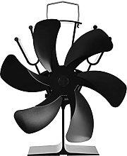 Thermal Power Aluminum Chimney Fan - 6 Blades