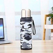 Thermo Mugs Camouflage Thermos Mug Portable Travel