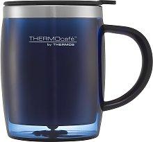 Thermocafe Pack of 2 Desk Mug - Midnight Blue