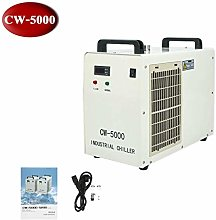 Thermolysis Water-Cooled Chiller CW 5000 for CO2