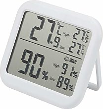 Thermometer, humidity monitor of the digital