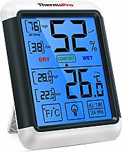 ThermoPro TP55 Digital Indoor Hygrometer