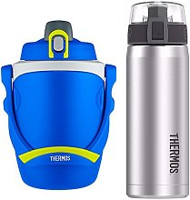 Thermos 18oz S/S Vacuum Insulated Drink Bottle &