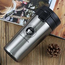 Thermos Coffee Bottle - Double Wall Stainless