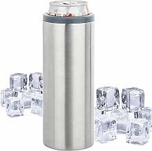 Thermos Cup 12oz Slim Can Cooler Stainless Steel