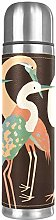 Thermos Cup Kids Red-Crowned Crane Vacuum Cup