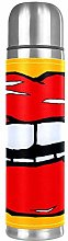 Thermos Cup Kids Red Lips Vacuum Cup Stainless