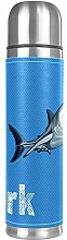 Thermos Cup Kids White Shark Vacuum Cup Stainless