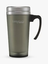 Thermos Thermocafe Soft Touch Desk Mug, 420ml
