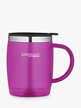 Thermos Thermocafe Soft Touch Desk Mug, 450ml