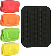 TheStriven 4 pairs Mini Oven Mitt Cooking Pinch