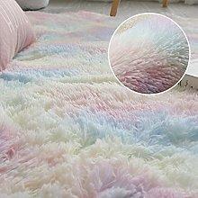 Thick Carpet for Living Room Plush Rug Children