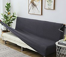 Thick Elastic Sofa Cover Waterproof Solid Color