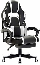 Thick Padded Extendable Racing Gaming Chair with