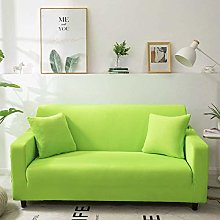 Thick Sofa Covers 1/2/3/4 Seater Pure Color Sofa