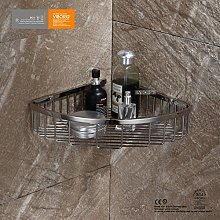 Thick Stainless Steel Wire Single Tier Shower