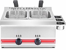 Thickened Deep Fryer, Commercial Household Gas