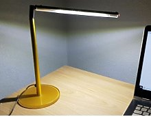 Thilebrook 54cm Desk Lamp Metro Lane Finish: