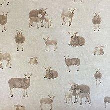 Thimbles Fabrics Classic Animals Sheep Design