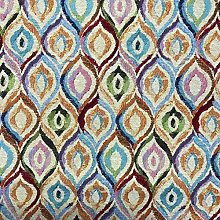 Thimbles Fabrics | New World Tapestry Multi